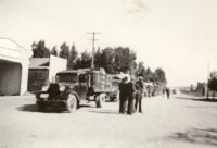 Enterprise UT in the 1930's with CCC truck